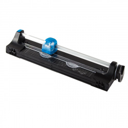 Резак роликовый А4 320мм на 10л РеалИСТ MF-28 пластиковый