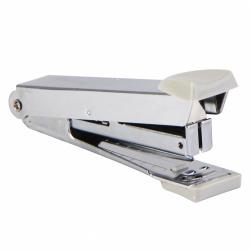 Степлер №10 до 15л металлический корпус с антистеплером Erich Krause Ferro 4555 серый