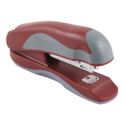 Степлер №10, до 12 листов, корпус пластиковый, антистеплер, цвет синий Globus СтС10м