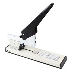 Степлер №23/6-23/23 мощный на 210л металлический корпус Attomex 4142366 серый/черный 2 режима скрепления