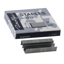 Скобы для степлера №23/13 1000шт Globus C23/13-1000 оцинкованные