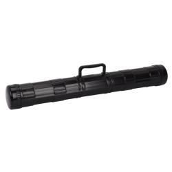 Тубус с ручкой А1 диаметр 90мм Стамм ПТ21 черный