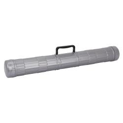 Тубус с ручкой А1 диаметр 90мм Стамм ПТ22 серый