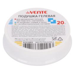 Подушка увлажняющая гелевая 20гр deVENTE 4151001 с антибактериальным составом