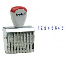 Нумератор ленточный 8-разрядный 38*4мм TRODAT 1548