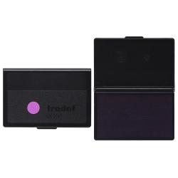 Штемпельная подушка 50*90мм TRODAT 9051 фиолетовая