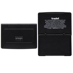 Штемпельная подушка 50*90мм TRODAT 9051 черная