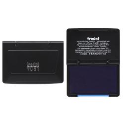 Штемпельная подушка 50*90мм TRODAT 9051 синяя