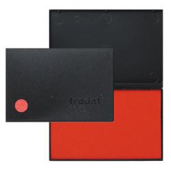 Штемпельная подушка 70*110мм TRODAT 9052 красная