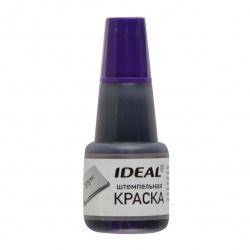 Штемпельная краска 24мл TRODAT IDEAL 7711 фиолетовая