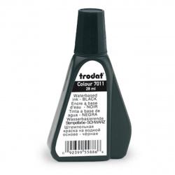 Штемпельная краска 28мл TRODAT 7011 черная