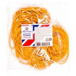 Банковская резинка 100г диаметр 60мм Attomex 4152901 натуральный цвет
