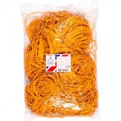 Банковская резинка 1000г диаметр 60мм Attomex 4152902 натуральный цвет