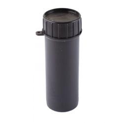 Пенал для хранения ключей пластиковый длина 100мм диаметр 40мм 43601