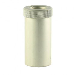 Пенал для хранения ключей дюралевый длина 90мм диаметр 40мм 14746
