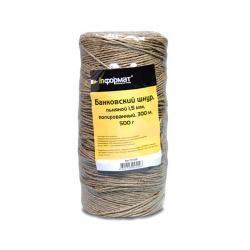 Шпагат волокно льняное, полированный, 300м inФОРМАТ TC-500