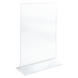 Информационная подставка настольная А4 210*297 Attache №180 107675 акрил