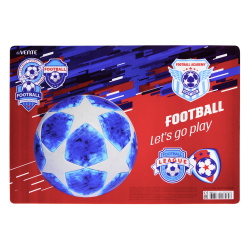 Настольное покрытие Play Football детское, 230*330мм, рисунок deVENTE 8061117