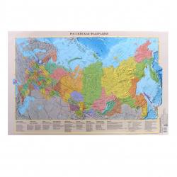 Настольное покрытие 38*59 ДПС Карта России 2129Р
