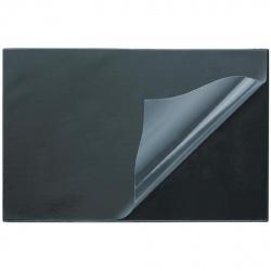Настольное покрытие 38*59 Attache 553061 прозрачный клапан черное