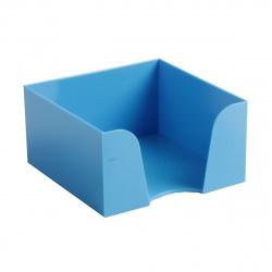 Подставка для блока 9*9*5 Оскол Пласт 3331/15 голубая