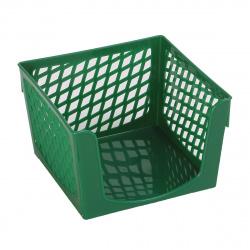 Подставка для блока 9*9*7 deVENTE Simple 4105504 зеленая