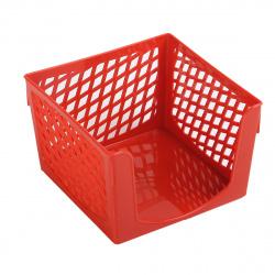 Подставка для блока 9*9*7 deVENTE Simple 4105500 красная