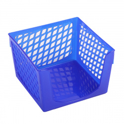 Подставка для блока 9*9*7 deVENTE Simple 4105501 синяя