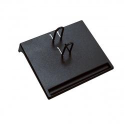 Подставка для календаря   малая, пластик, цвет черный Стамм ПК21