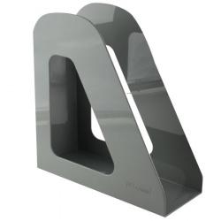 Лоток для бумаг вертикальный Стамм Фаворит ЛТ706 серый