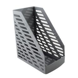 Лоток для бумаг вертикальный Стамм Stamm XXL ЛТ900 серый