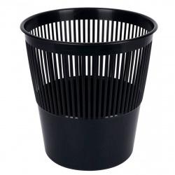 Корзина для бумаг 12л сетчатая Tukzar TZ 11823/S99302 черная