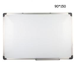 Доска магнитно-маркерная А0 (90*150см) алюминиевая рамка, полочка deVENTE 6020303