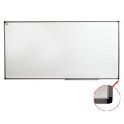 Доска магнитно-маркерная А0 (90*180см) алюминиевая рамка, полочка KLERK PREMIUM 200661