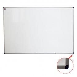 Доска магнитно-маркерная А0 (120*180см) алюминиевая рамка, полочка KLERK PREMIUM 200664