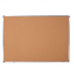 Доска пробковая А1 (60*90см) алюминиевая рамка Attomex 6030701