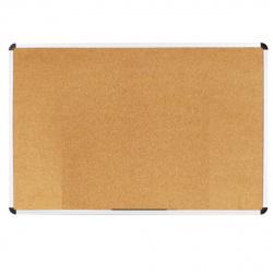 Доска пробковая А1 (60*90см) алюминиевая рамка deVENTE 6030301