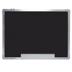Доска для мела А3 (30*45см) алюминиевая рамка, полочка Attomex 6050800