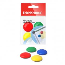 Магниты для доски 30мм 8шт Erich Krause 22461 ассорти европодвес