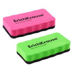 Губка-стиратель для досок на магните 57*107мм Erich Krause 44807