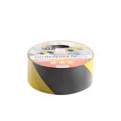 Лента сигнальная неклейкая 50*200 TWM002T/2606 черн-желт