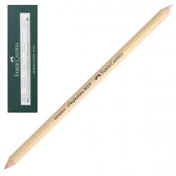 Ластик-карандаш 175*7*7 Faber-Castell Perfection двусторонний 7057/185712