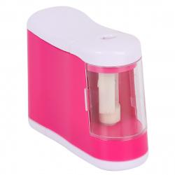 Точилка электрическая, пластик, 1 отверстие, 30*60мм, контейнер для сбора стружки deVENTE 4071723