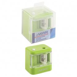 Точилка электрическая, пластик, 1 отверстие, 55*60мм, контейнер для сбора стружки deVENTE 4071724