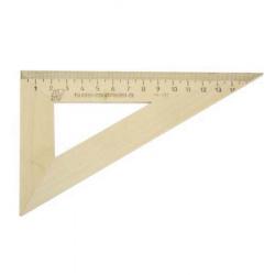 Треугольник 30*160 деревянный Красная звезда С-139