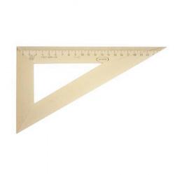Треугольник 30*230 деревянный Крассная звезда С-137