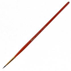 Кисть Белка, круглая, №1, дерево Creative Pinax 331001