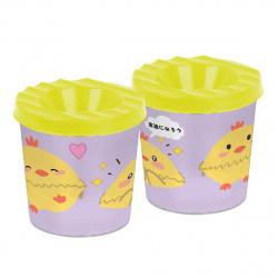 Стакан для воды Faber-Castell Clic&Go 181520 зелен