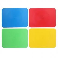 Доска для лепки А5 Проф-Пресс пластик ДЛ-5421 ассорти