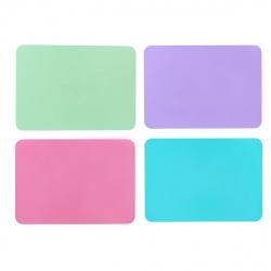 Доска для лепки А4 Проф-Пресс с бортом пластик ДЛ-1367 цвета прованса